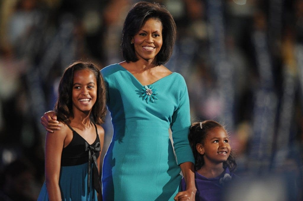 sasha-malia-obama-through-years