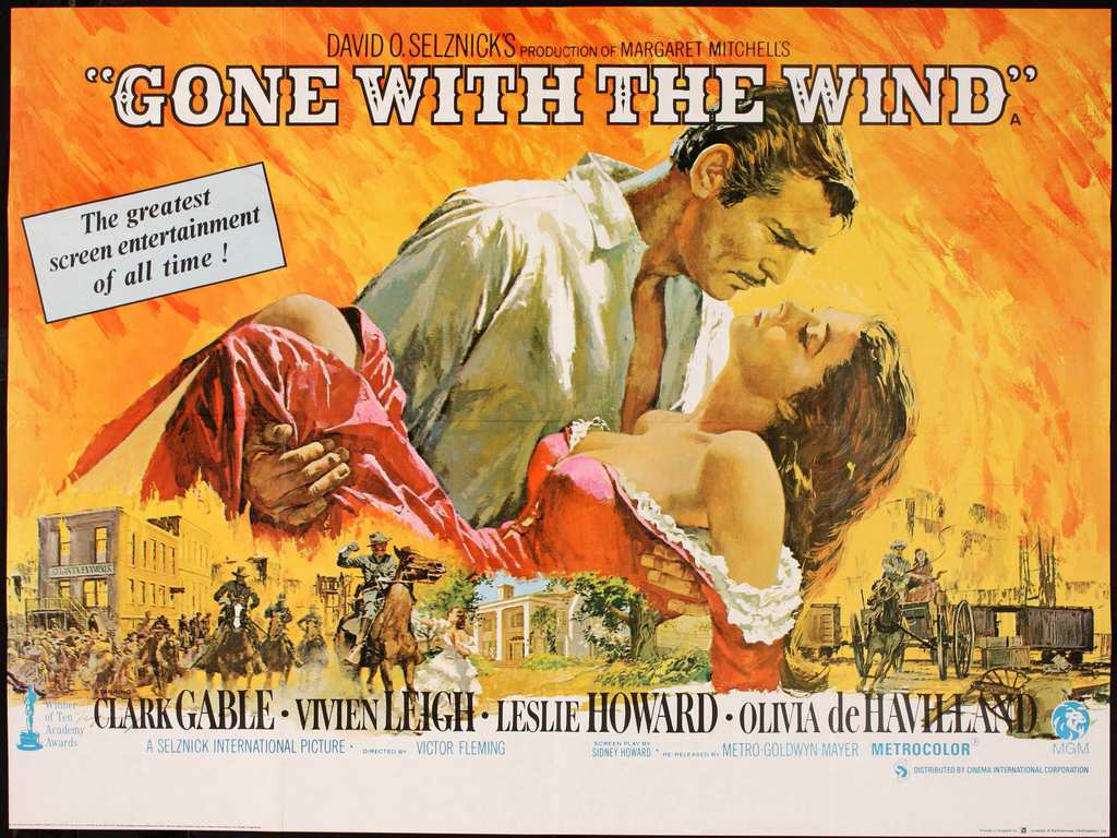 the producers of gone the wind hid these secrets gone preview