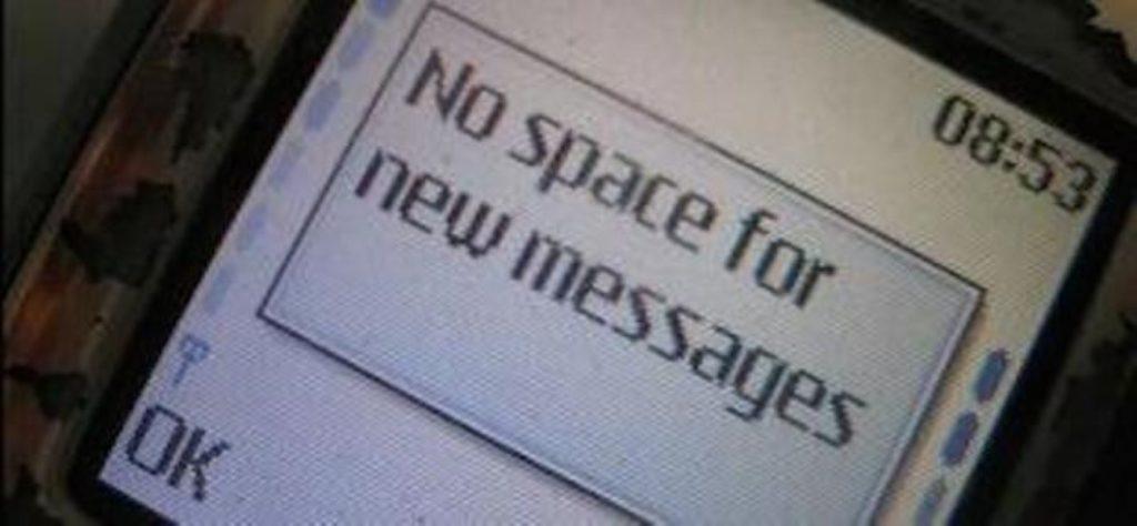 nostalgic- message