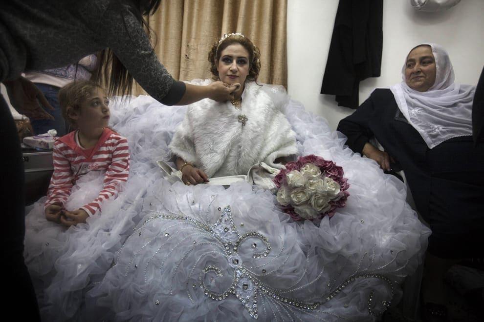 syria- bride