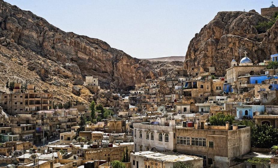 syria- maloula