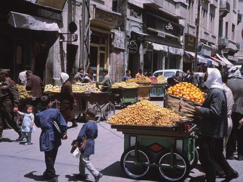 syria- fruit