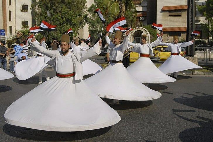 syria- dancer