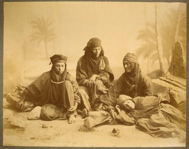 syria- bedouin