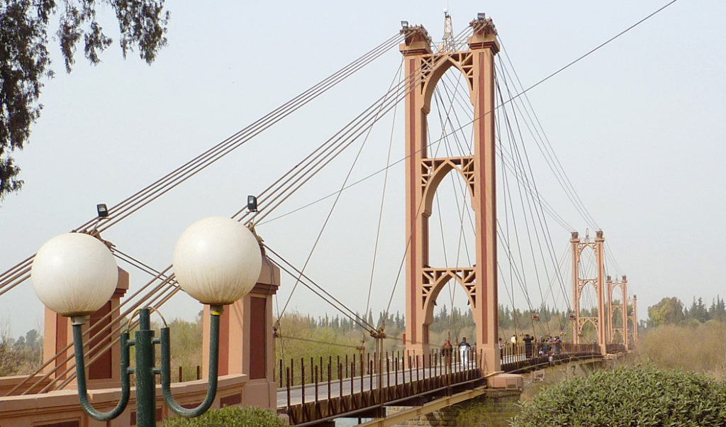 syria- bridge