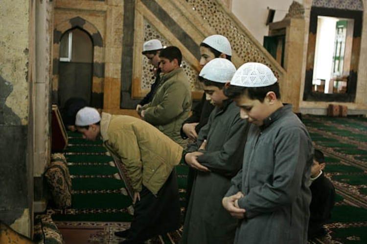 syria- mosque