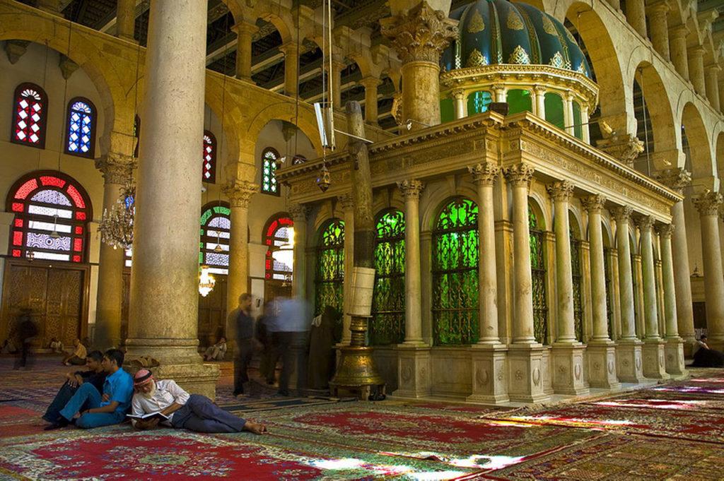 syria-umayyad mosque