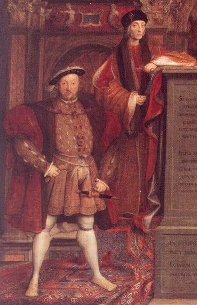 Tudors- Henry Henry