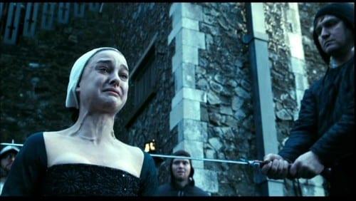 Tudors- Anne boleyn death