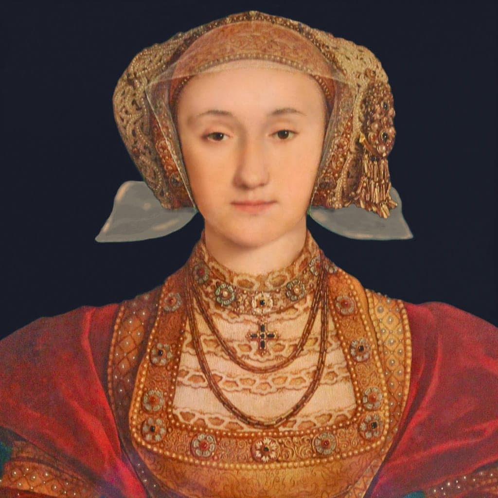 Tudors- Anne of Cleves