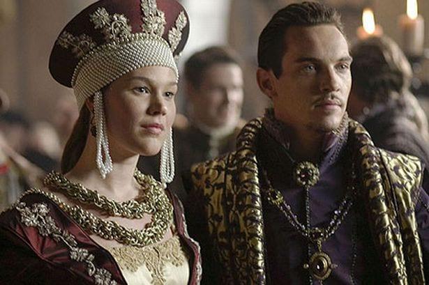 Tudors- anne henry