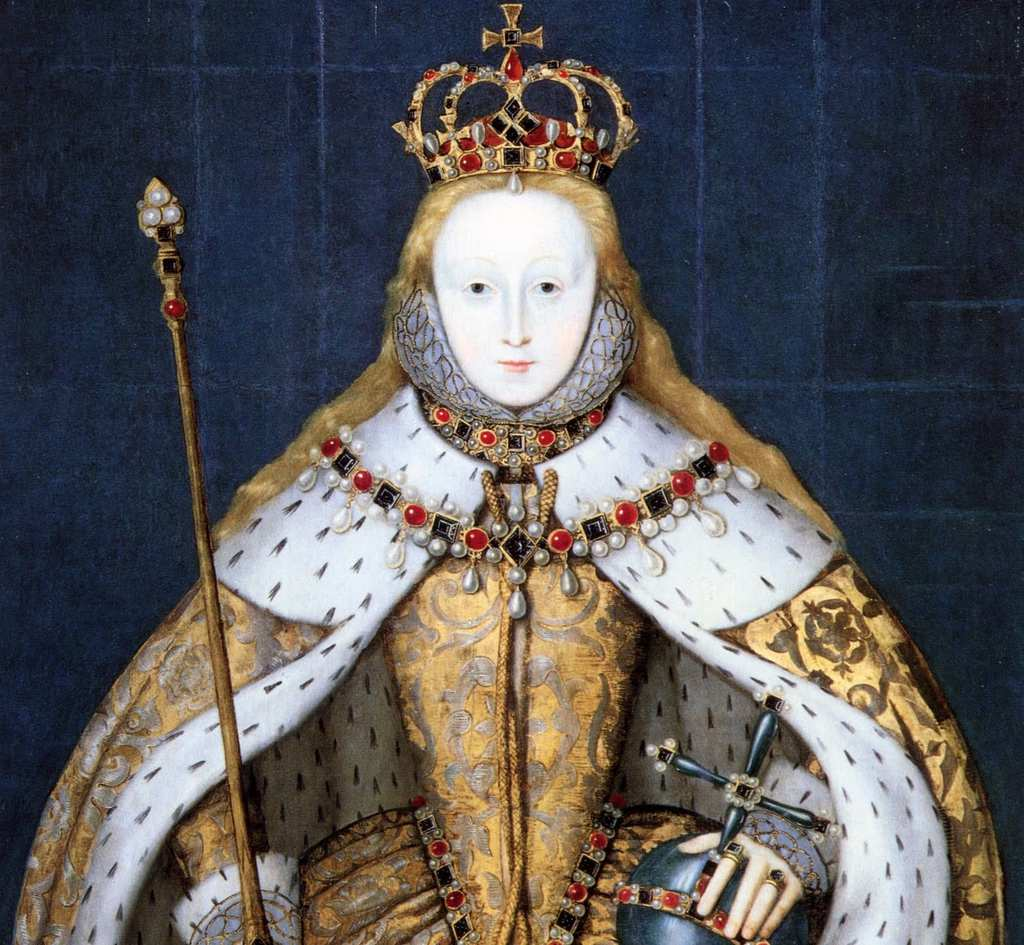 Tudors- Elizabeth I