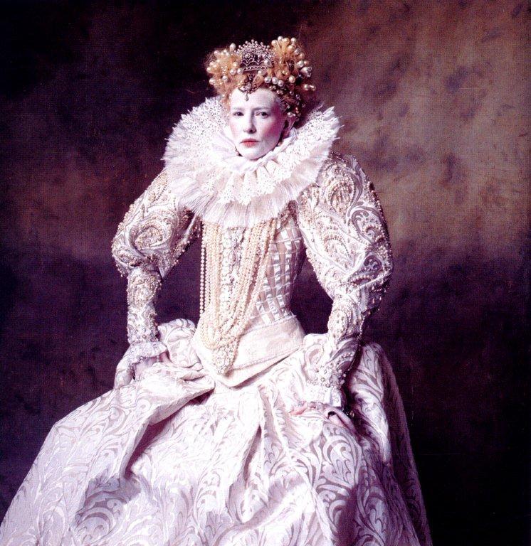 Tudors-eLIZABETH DRESSES