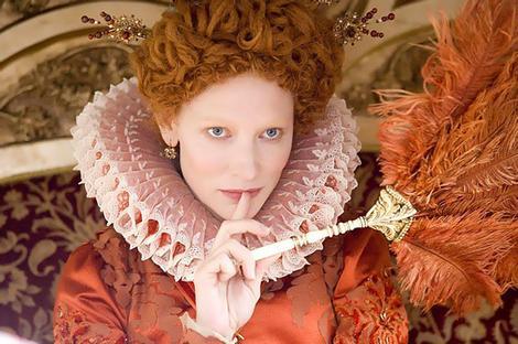 Tudors- Queen Elizabeth