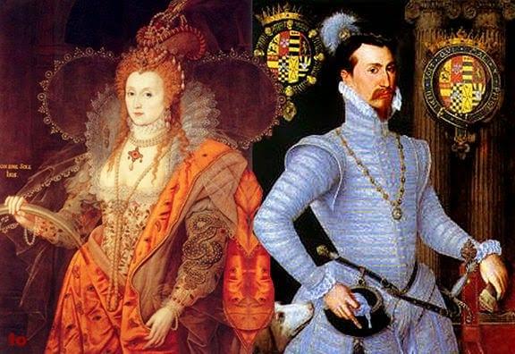 Tudors- Elizabeth Dudley