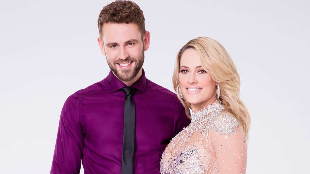 DWTS- nick viall