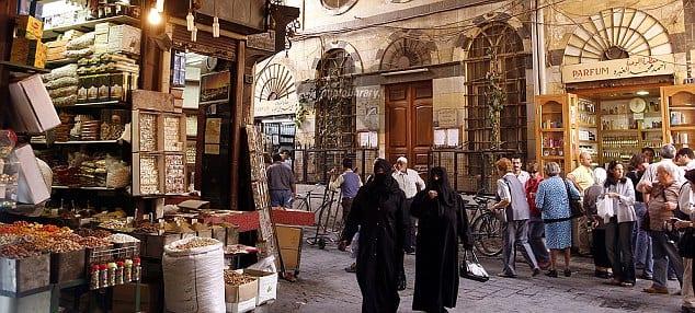 syria-bazaar