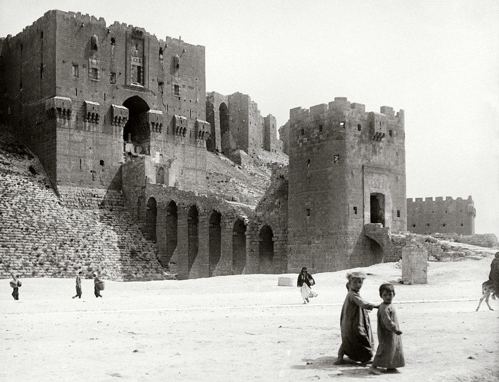 syria-castle