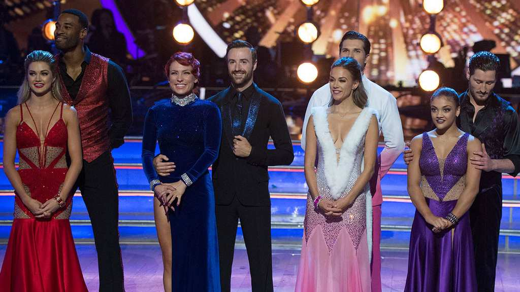 DWTS-pairings