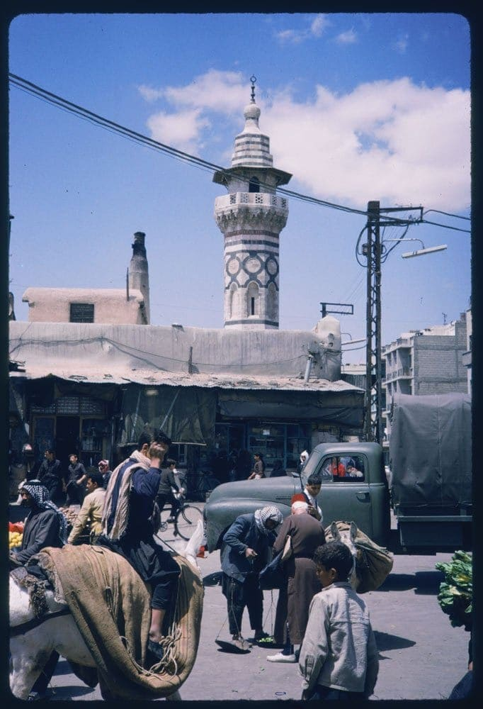 syria- market