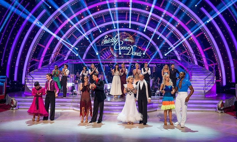 DWTS- strictly
