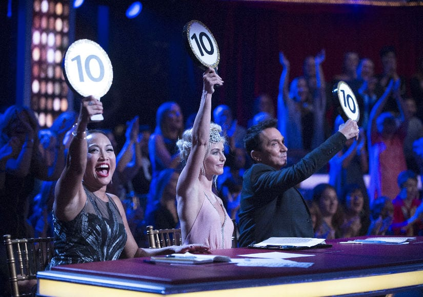 DWTS- ratings