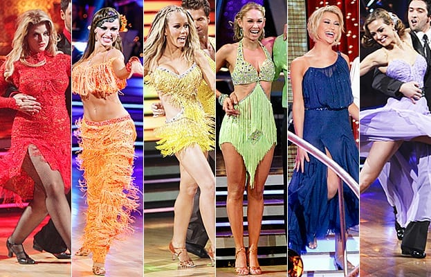 DWTS- outfits