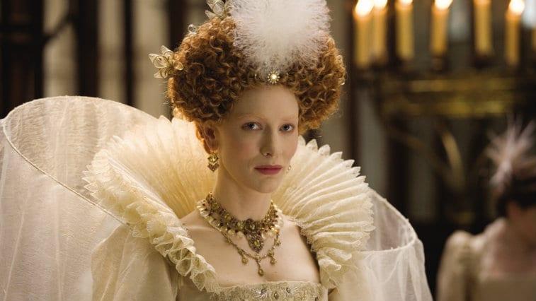 Tudors- Elizabeth cate