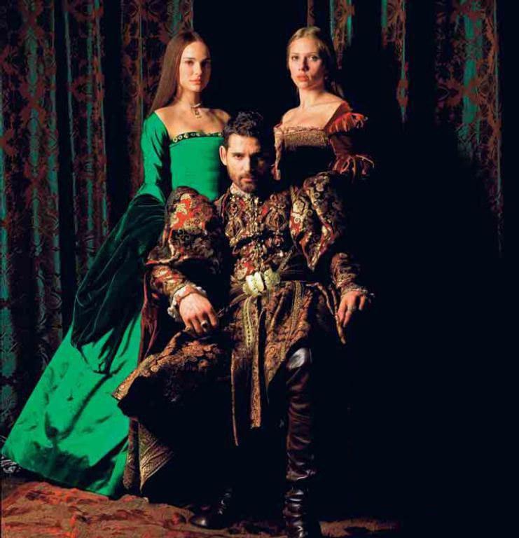 Tudors-boleyns