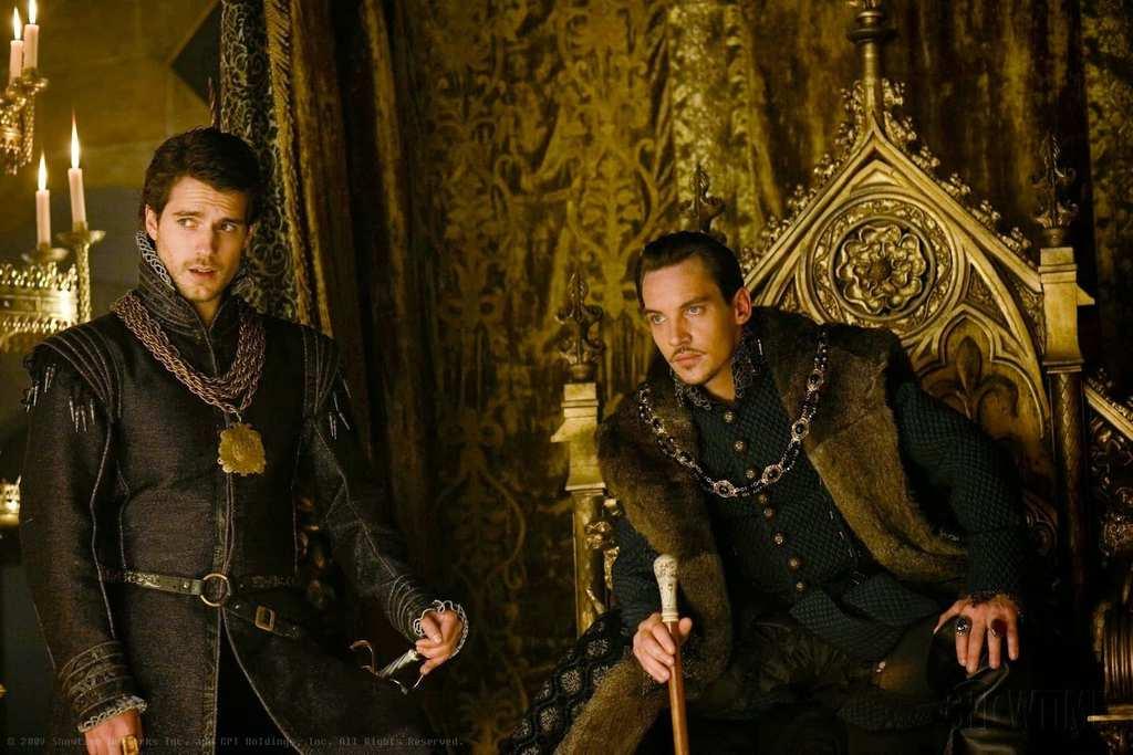Tudors-Henry