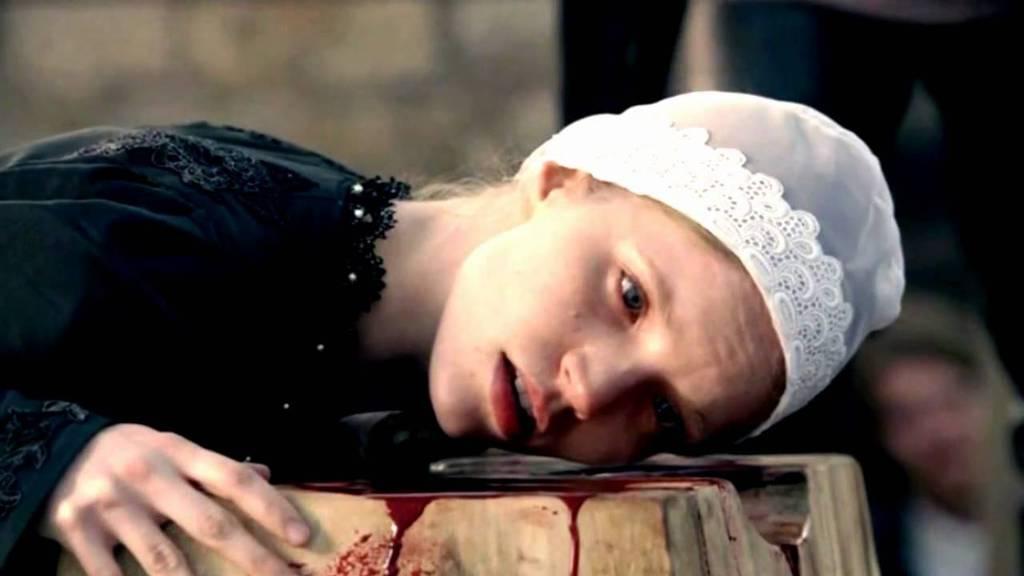 Tudors-beheading