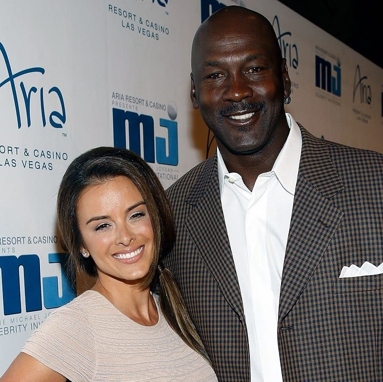 Biracial couples-Michael jordan
