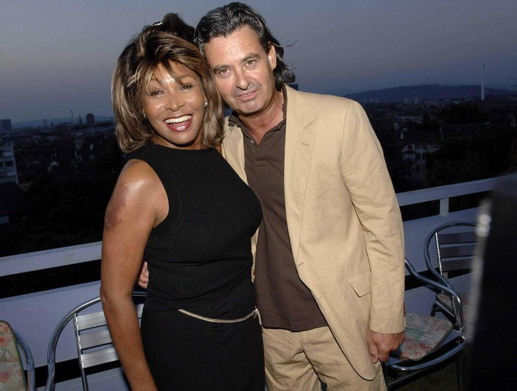 Biracial Couples-tina turner