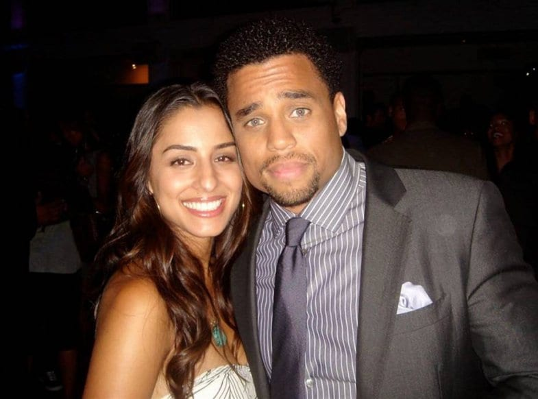 Biracial couples-Michael ealy