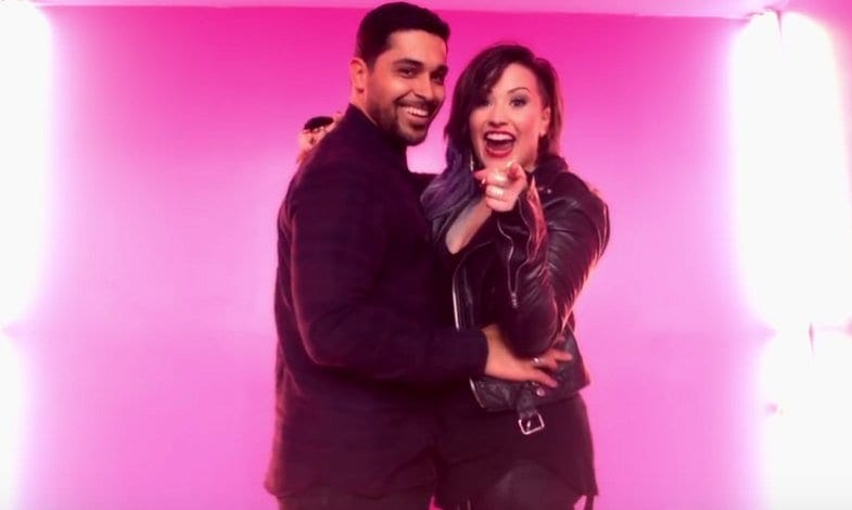 biracial couples-demi