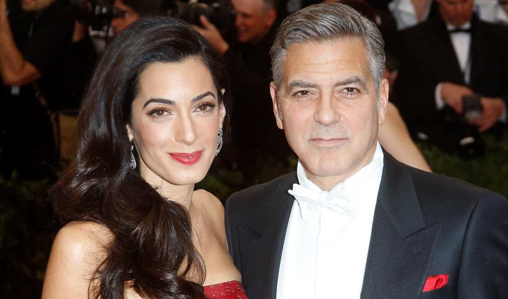 biracial couples-george clooney