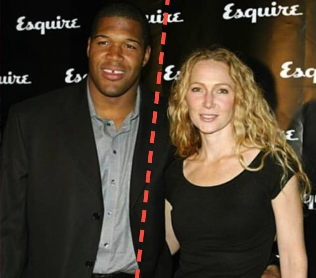 biracial couples-michael strahan