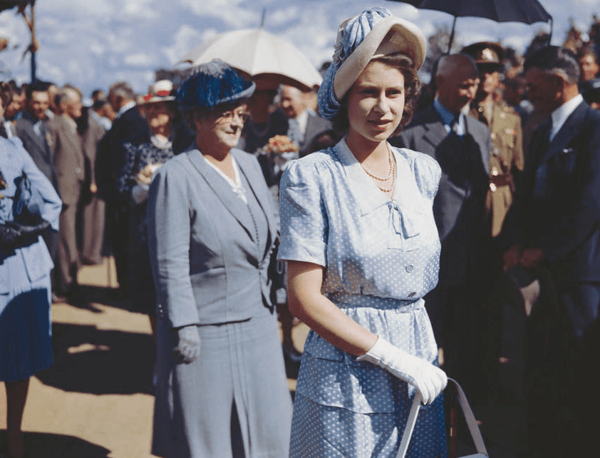 Queen Elizabeth South Africa 1947