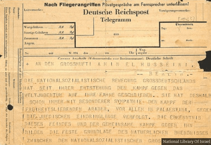 Hitler-document