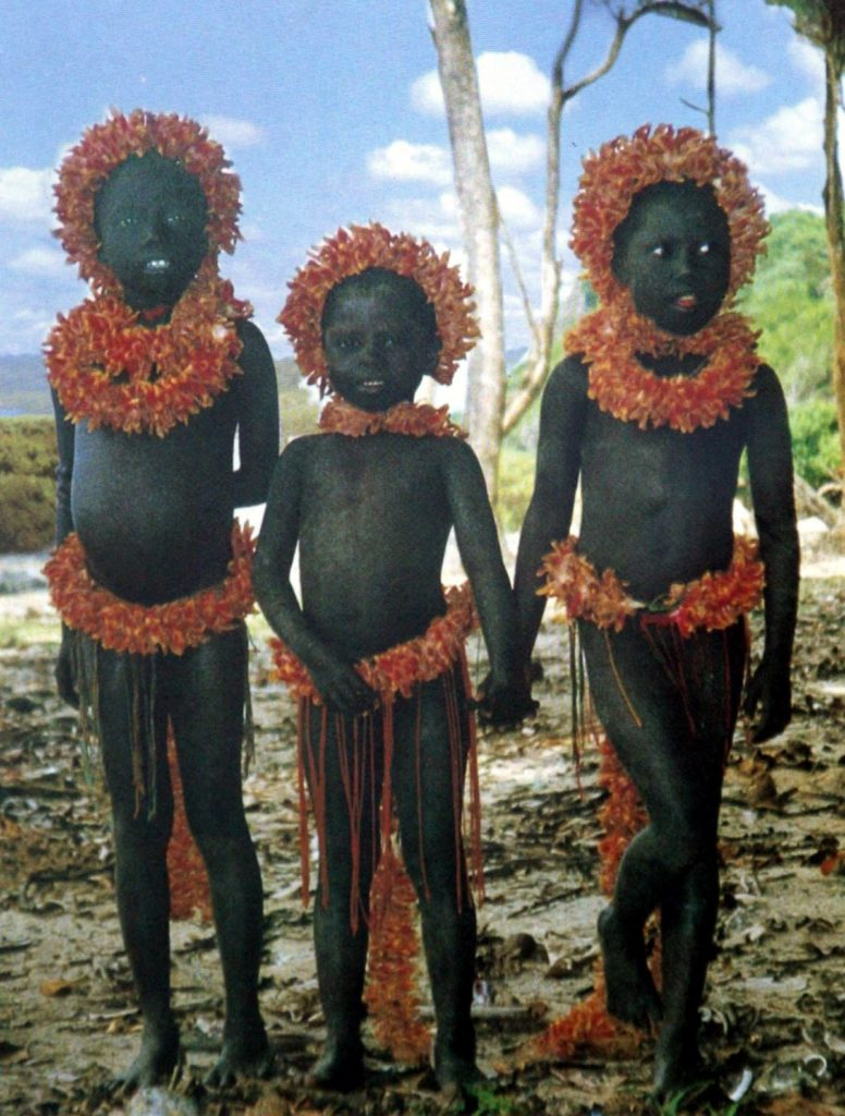 paradise- natives