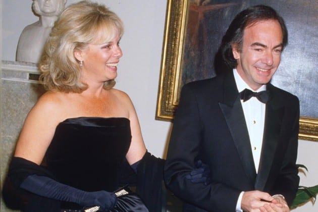 Neil-Diamond-and-Marcia-Murphey-630x420