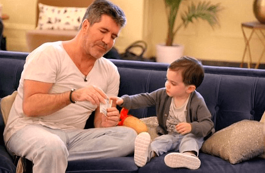 celeb inheritances- simon cowell