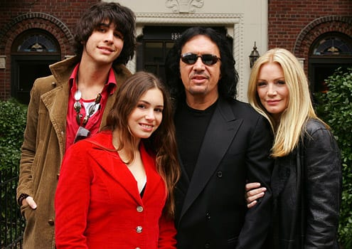 celeb inheritance- gene simmons