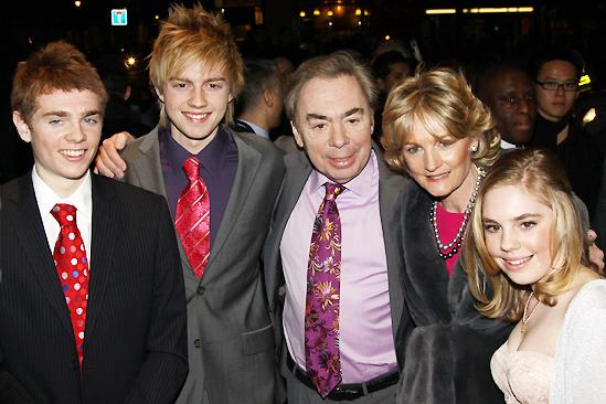 celeb inheritances-andrews lloyd webber
