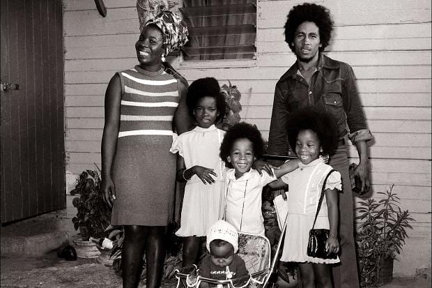 celeb inheritances-bob marley
