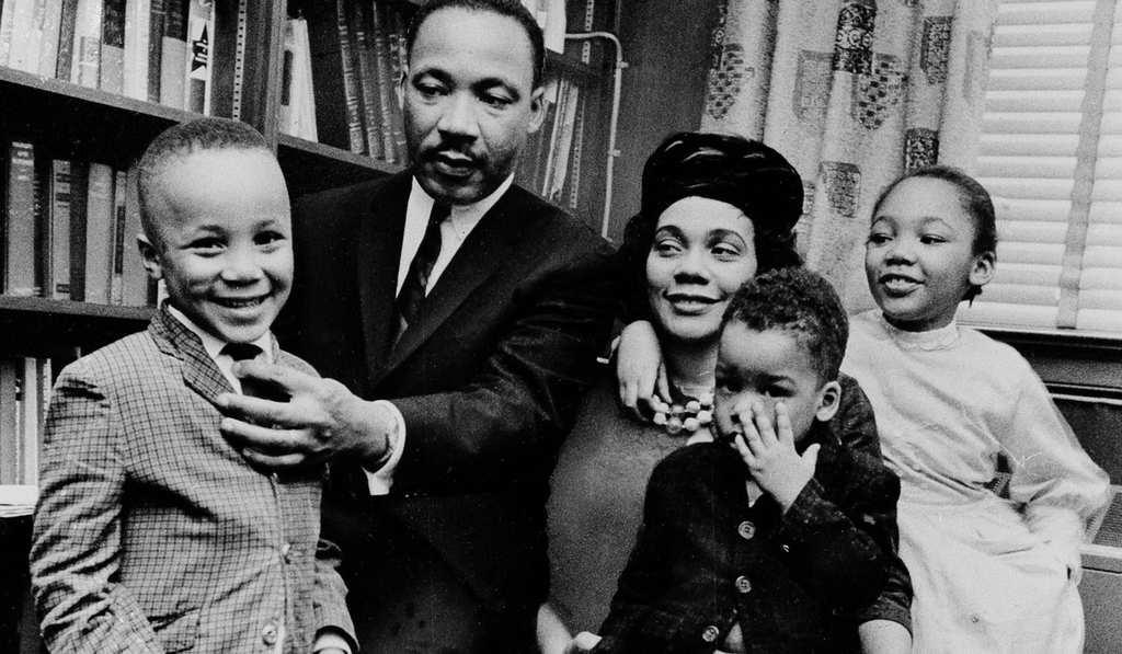 celeb inheritance- MLK