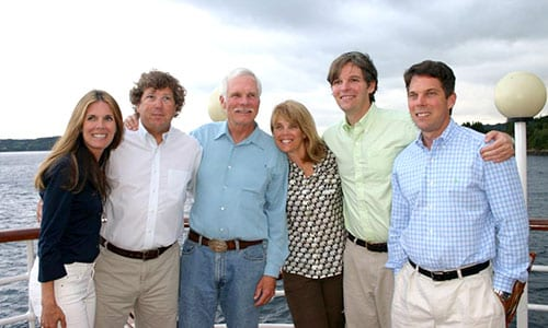 celeb inheritance- ted turner