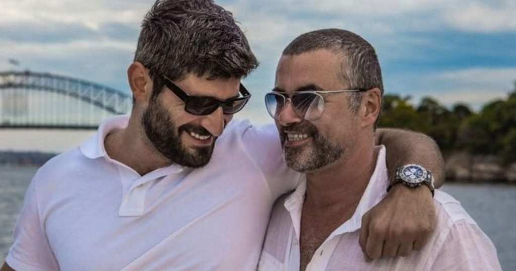 celeb inheritance- george michael