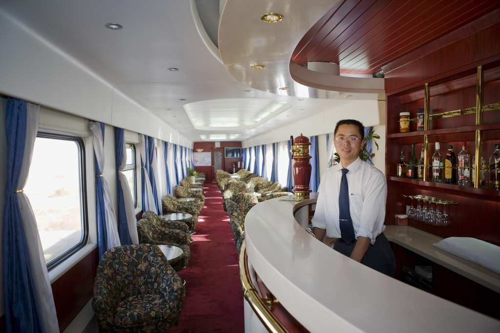 Shangri-La Express Piano Bar Car 14 of 14