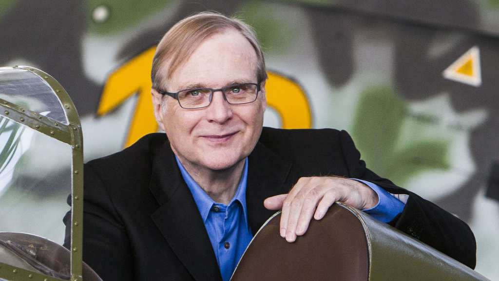 celeb inheritance- paul allen